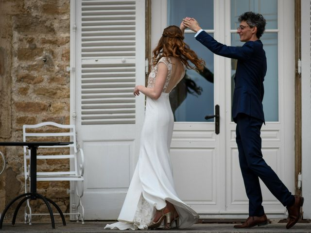 Le mariage de Jérémy et Marie à La Chapelle-de-Guinchay, Saône et Loire 10
