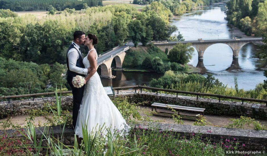 Le mariage de Fabien et Alissa à Coux, Ardèche