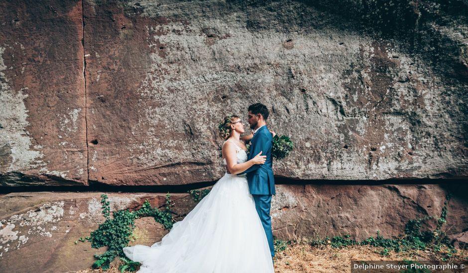 Le mariage de Grégory et Maéva à Monswiller, Bas Rhin