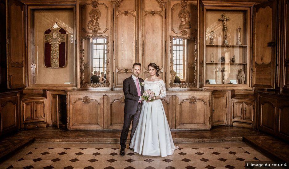Le mariage de Jean-Philippe et Nanou à Caen, Calvados