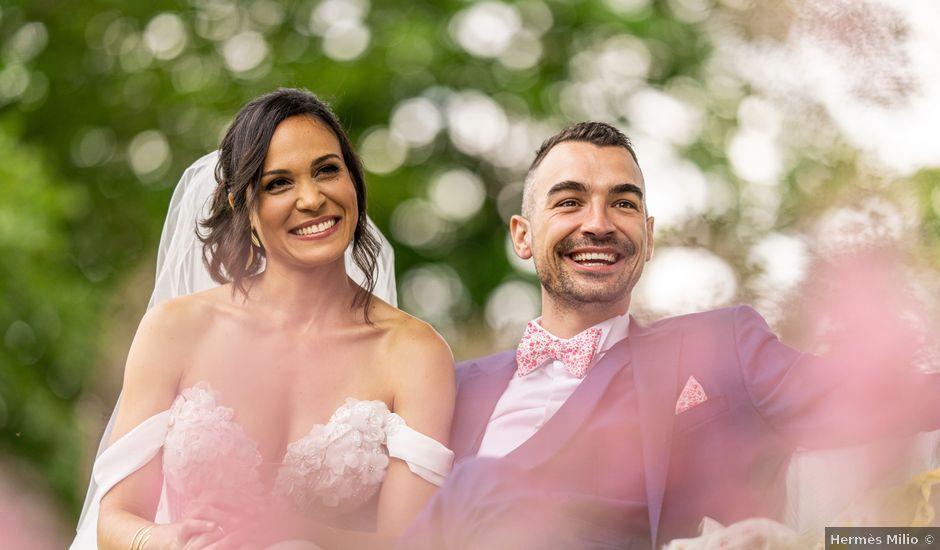 Le mariage de Pierre et Carole à Sayat, Puy-de-Dôme