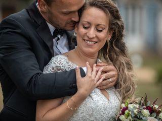 Le mariage de Emilie et Fabian