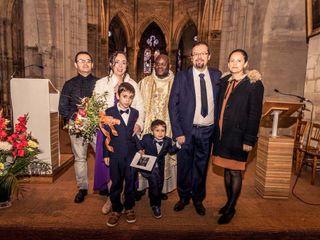 Le mariage de Debacker et Filipe 3