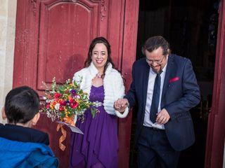 Le mariage de Debacker et Filipe