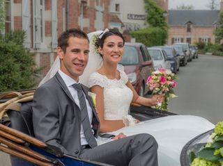 Le mariage de Léonie et Pierre