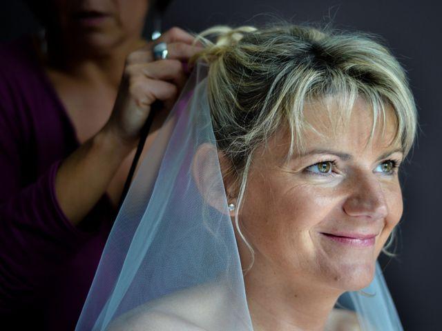 Le mariage de David et Céline à Saint-Ouen-sur-Iton, Orne 6