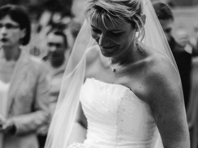 Le mariage de David et Céline à Saint-Ouen-sur-Iton, Orne 7