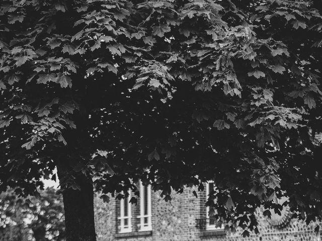 Le mariage de David et Céline à Saint-Ouen-sur-Iton, Orne 1