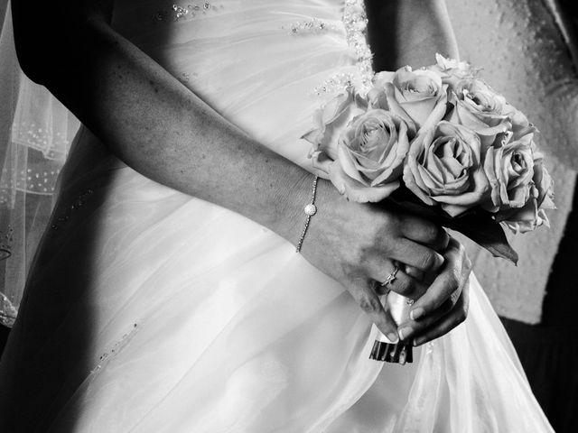 Le mariage de David et Céline à Saint-Ouen-sur-Iton, Orne 8