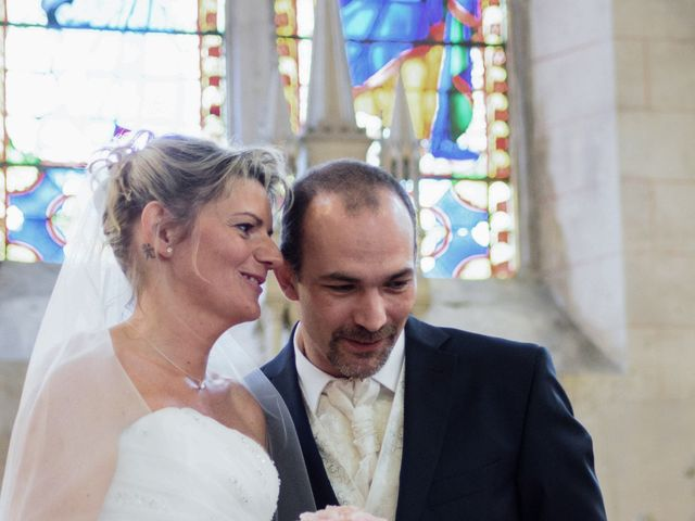 Le mariage de David et Céline à Saint-Ouen-sur-Iton, Orne 10