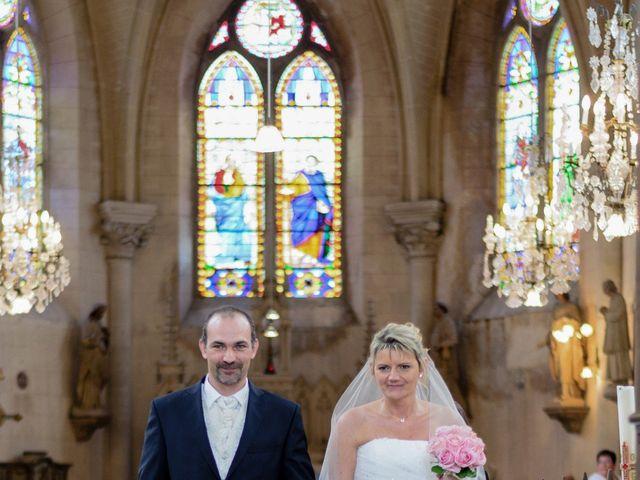 Le mariage de David et Céline à Saint-Ouen-sur-Iton, Orne 11