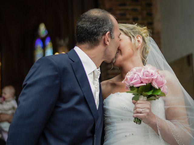 Le mariage de David et Céline à Saint-Ouen-sur-Iton, Orne 12