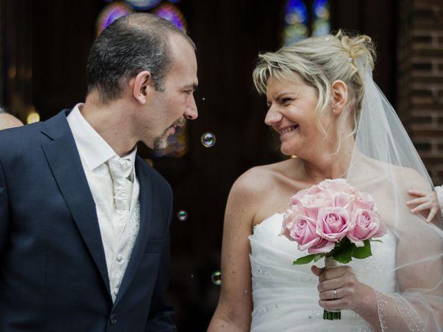 Le mariage de David et Céline à Saint-Ouen-sur-Iton, Orne 13