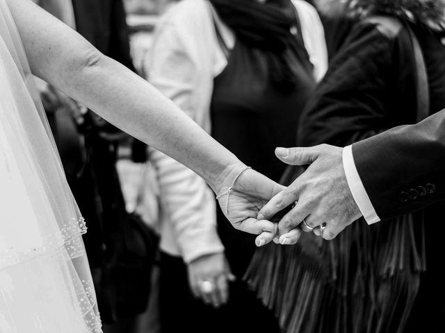 Le mariage de David et Céline à Saint-Ouen-sur-Iton, Orne 15