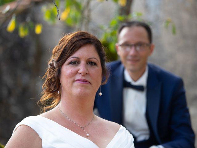 Le mariage de Christel et David