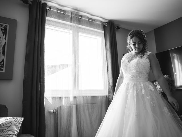 Le mariage de Davide et Julie à Gaillard, Haute-Savoie 26