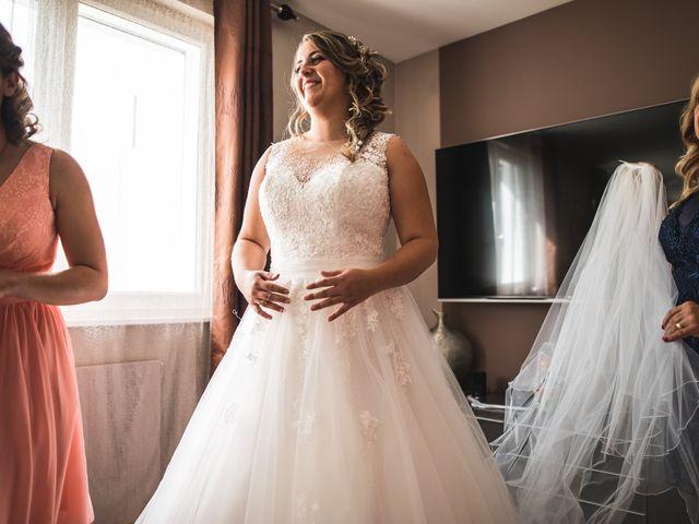 Le mariage de Davide et Julie à Gaillard, Haute-Savoie 27