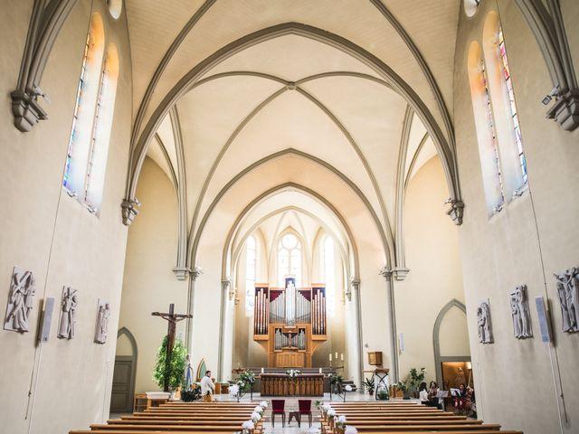 Le mariage de Davide et Julie à Gaillard, Haute-Savoie 31