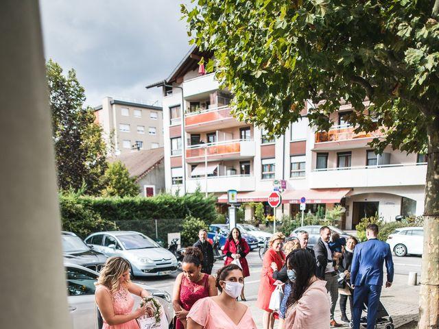 Le mariage de Davide et Julie à Gaillard, Haute-Savoie 32