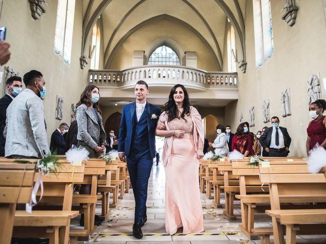Le mariage de Davide et Julie à Gaillard, Haute-Savoie 35