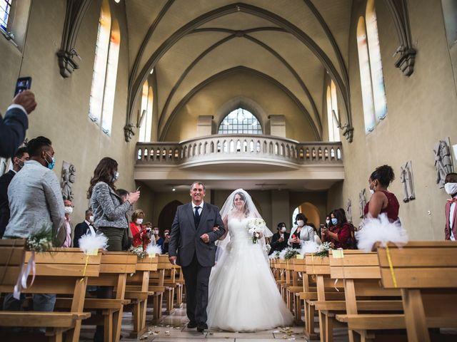 Le mariage de Davide et Julie à Gaillard, Haute-Savoie 38