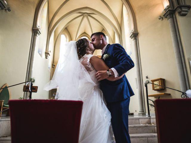 Le mariage de Davide et Julie à Gaillard, Haute-Savoie 40