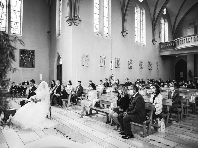 Le mariage de Davide et Julie à Gaillard, Haute-Savoie 43