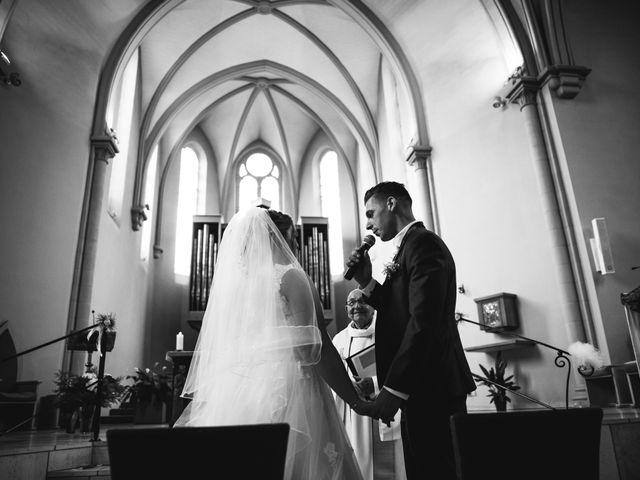 Le mariage de Davide et Julie à Gaillard, Haute-Savoie 50