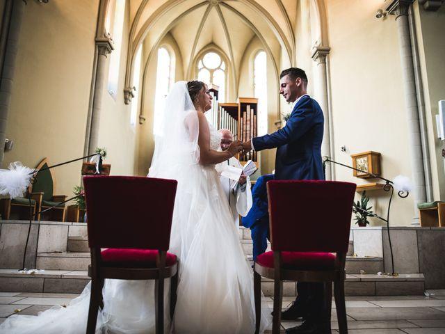 Le mariage de Davide et Julie à Gaillard, Haute-Savoie 55