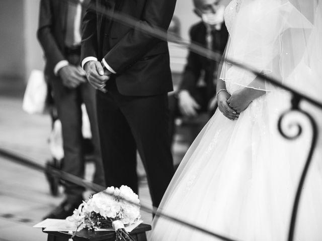 Le mariage de Davide et Julie à Gaillard, Haute-Savoie 56