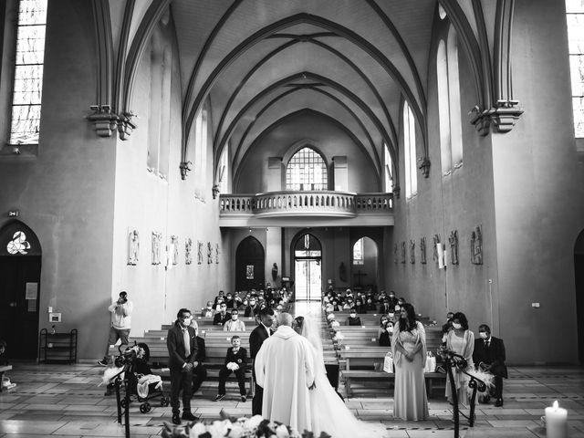 Le mariage de Davide et Julie à Gaillard, Haute-Savoie 57