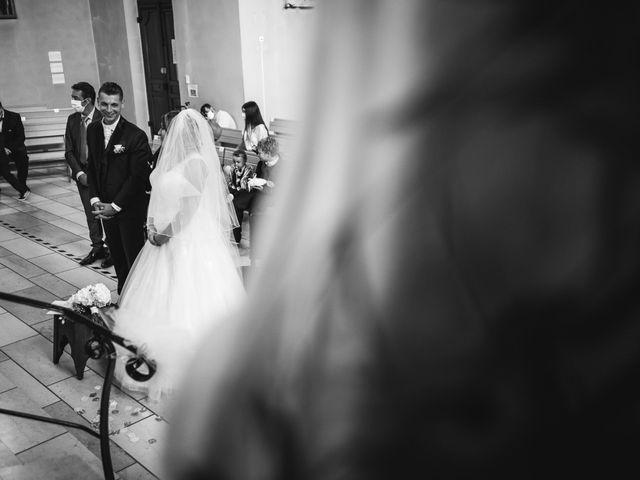 Le mariage de Davide et Julie à Gaillard, Haute-Savoie 58