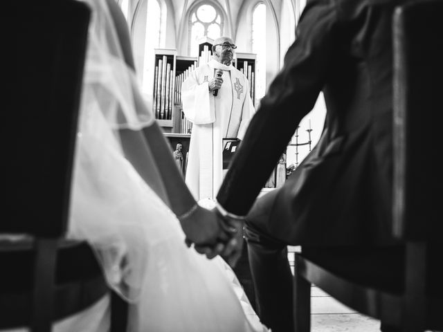 Le mariage de Davide et Julie à Gaillard, Haute-Savoie 1