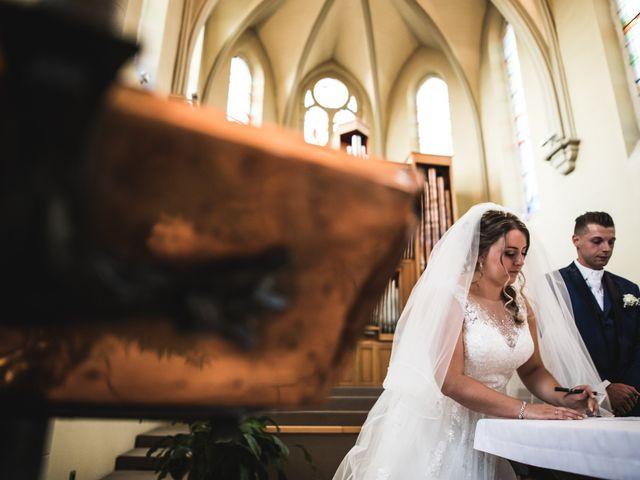 Le mariage de Davide et Julie à Gaillard, Haute-Savoie 59