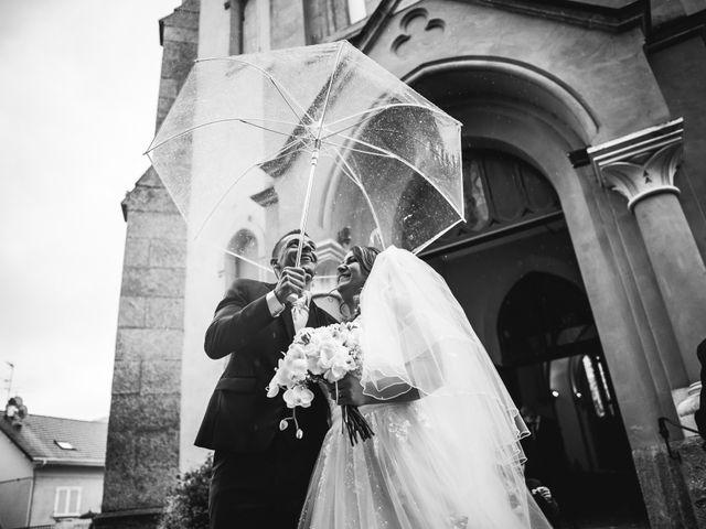Le mariage de Davide et Julie à Gaillard, Haute-Savoie 63