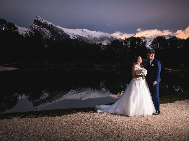 Le mariage de Davide et Julie à Gaillard, Haute-Savoie 69