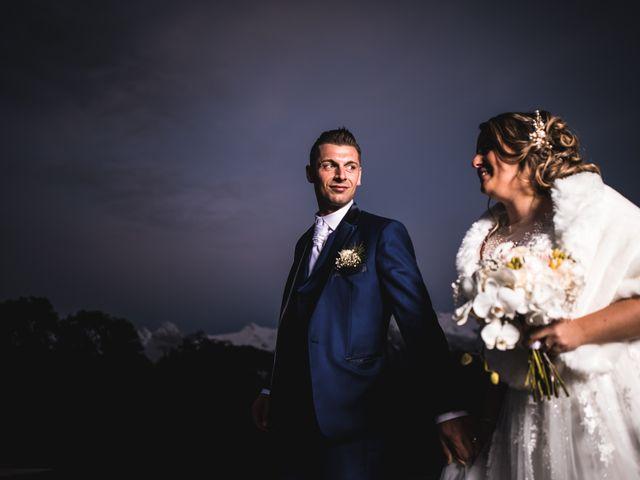 Le mariage de Julie et Davide
