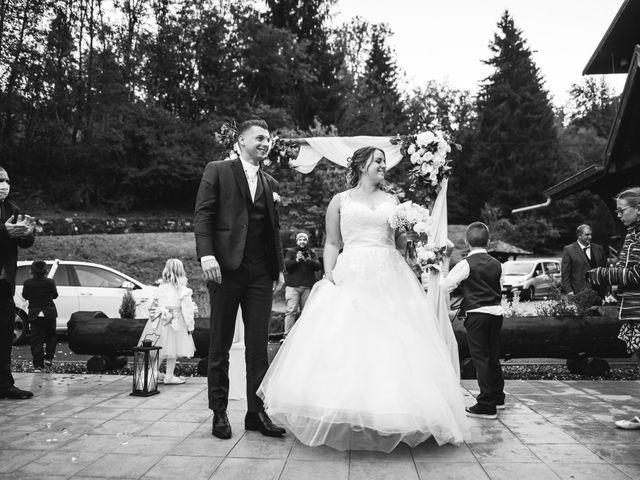 Le mariage de Davide et Julie à Gaillard, Haute-Savoie 73