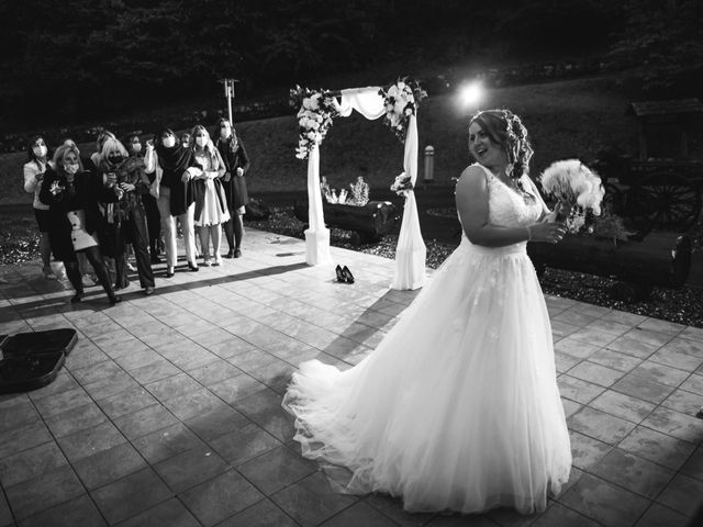 Le mariage de Davide et Julie à Gaillard, Haute-Savoie 76