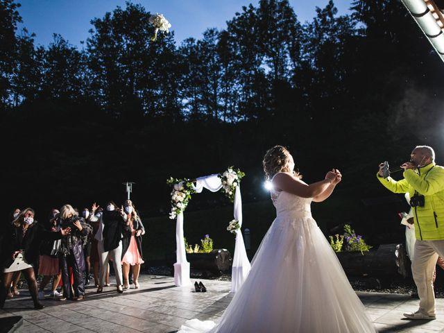 Le mariage de Davide et Julie à Gaillard, Haute-Savoie 77