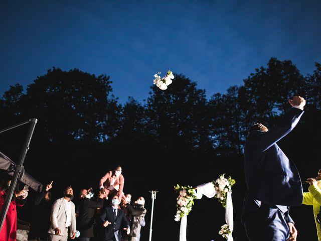 Le mariage de Davide et Julie à Gaillard, Haute-Savoie 78