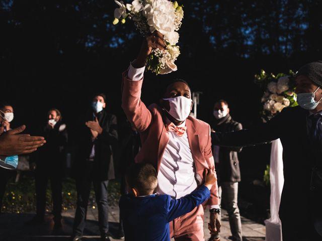 Le mariage de Davide et Julie à Gaillard, Haute-Savoie 79