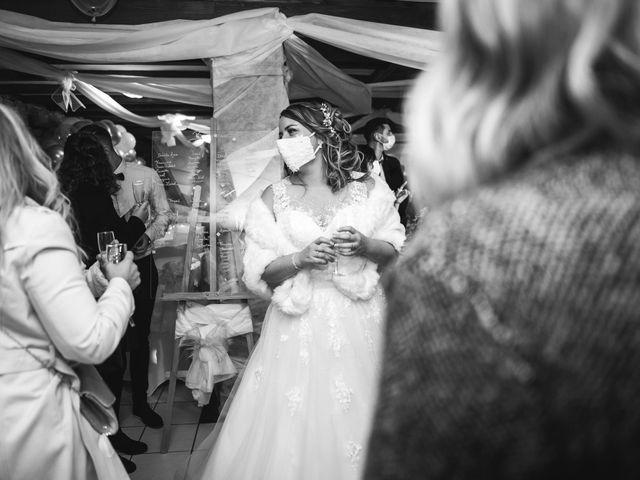 Le mariage de Davide et Julie à Gaillard, Haute-Savoie 82