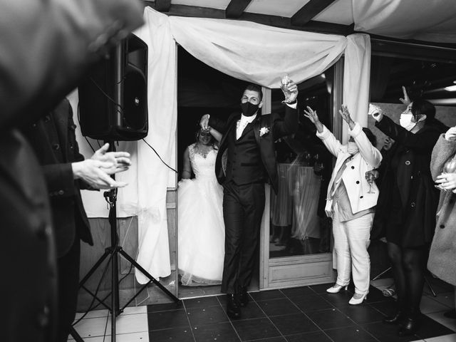 Le mariage de Davide et Julie à Gaillard, Haute-Savoie 85