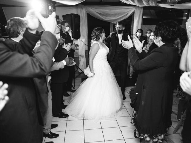 Le mariage de Davide et Julie à Gaillard, Haute-Savoie 86