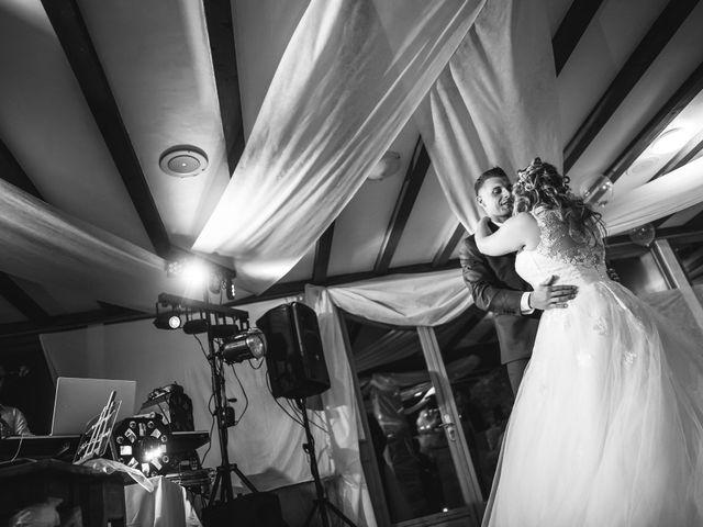 Le mariage de Davide et Julie à Gaillard, Haute-Savoie 96