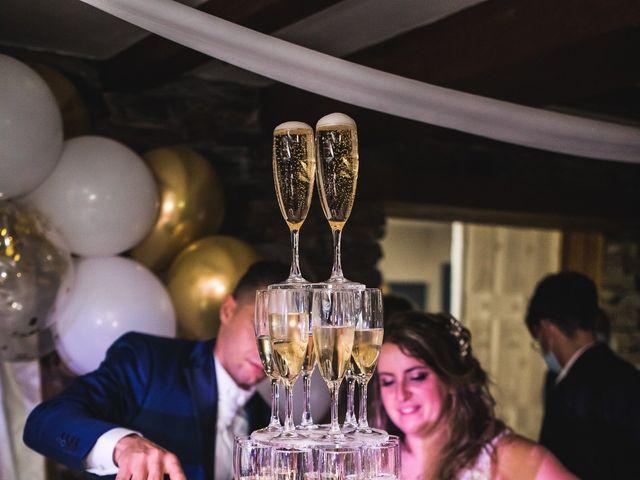 Le mariage de Davide et Julie à Gaillard, Haute-Savoie 105
