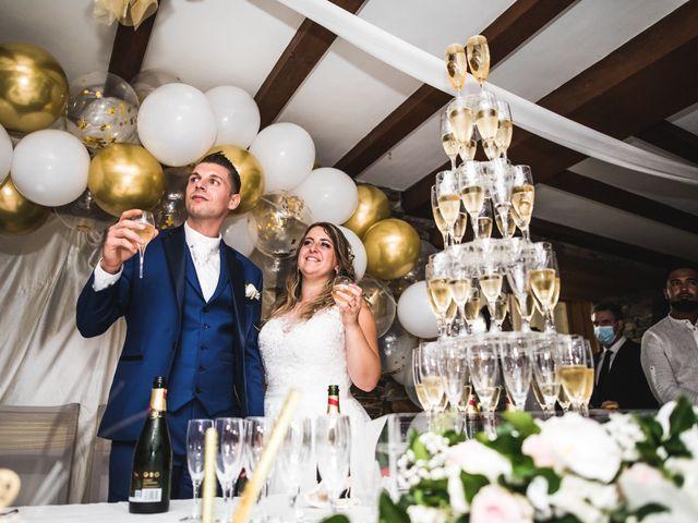 Le mariage de Davide et Julie à Gaillard, Haute-Savoie 106