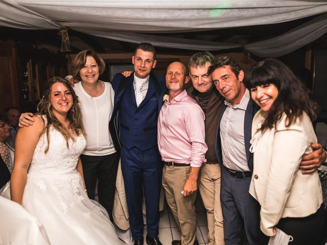 Le mariage de Davide et Julie à Gaillard, Haute-Savoie 109