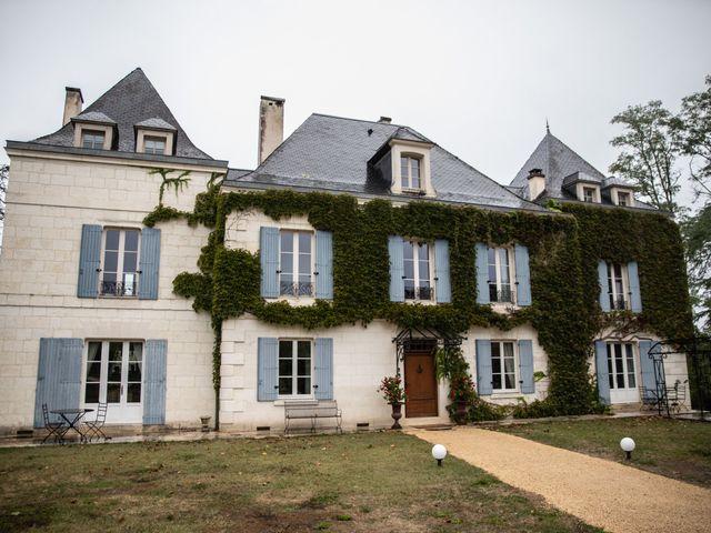 Le mariage de Fabian et Emilie à Campsegret, Dordogne 1